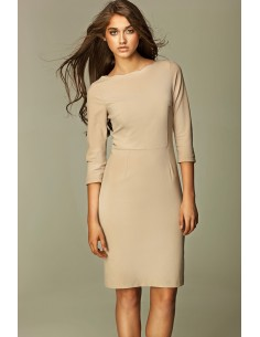 Ženska elegantna obleka 3/4...