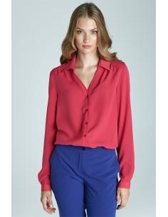 Ženska srajca z dekoltejem B57