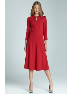 Ženska klasična obleka S68