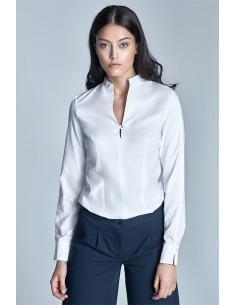Ženska srajca z gumbom K48