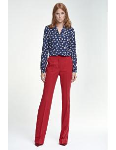 Ženske elegantne hlače z...