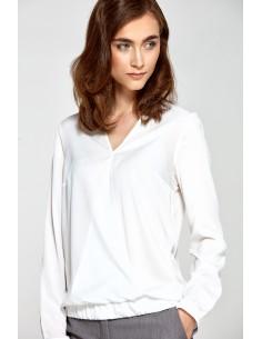 Bluza z modnim izrezom B83